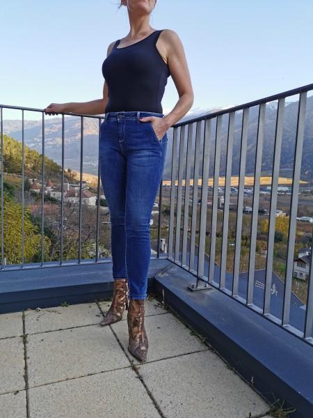 Flygirl Skinny Jeans