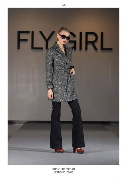 Kurzer Flygirl Mantel