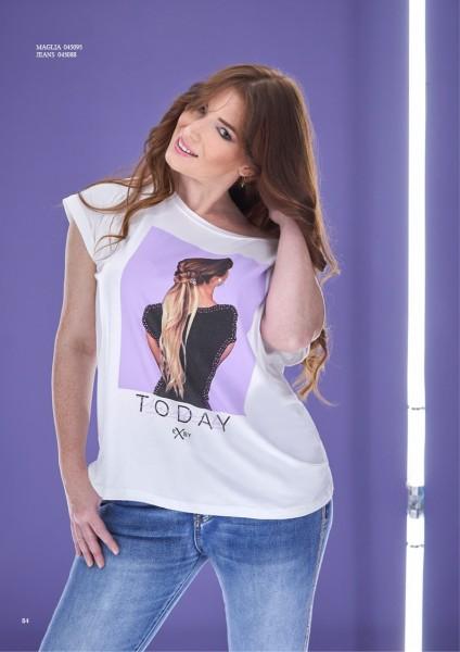 Exsy T-Shirt curvy