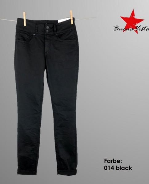 Buena Vista Jeans Tummyless schwarz