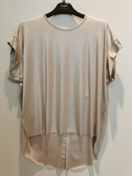 Flygirl kurzarm T-Shirt