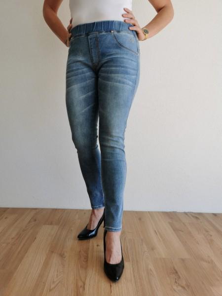 Exsy denim Jeans curvy
