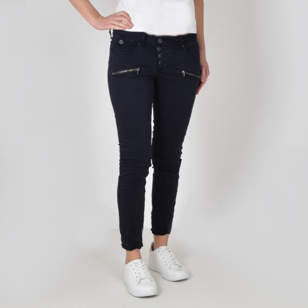 Buena Vista Jeans Malibu 7/8 mit speziellen Zip