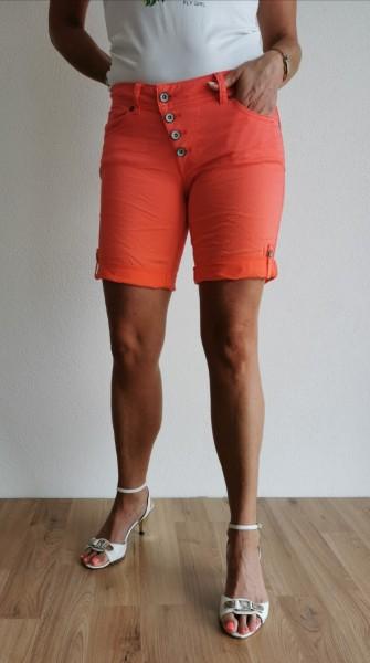 Buena Vista Malibu Short Coral tangerine